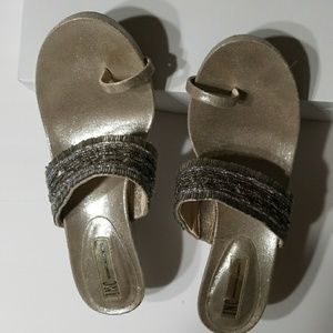 INC International Concepts Shoes - Open toe Slippers